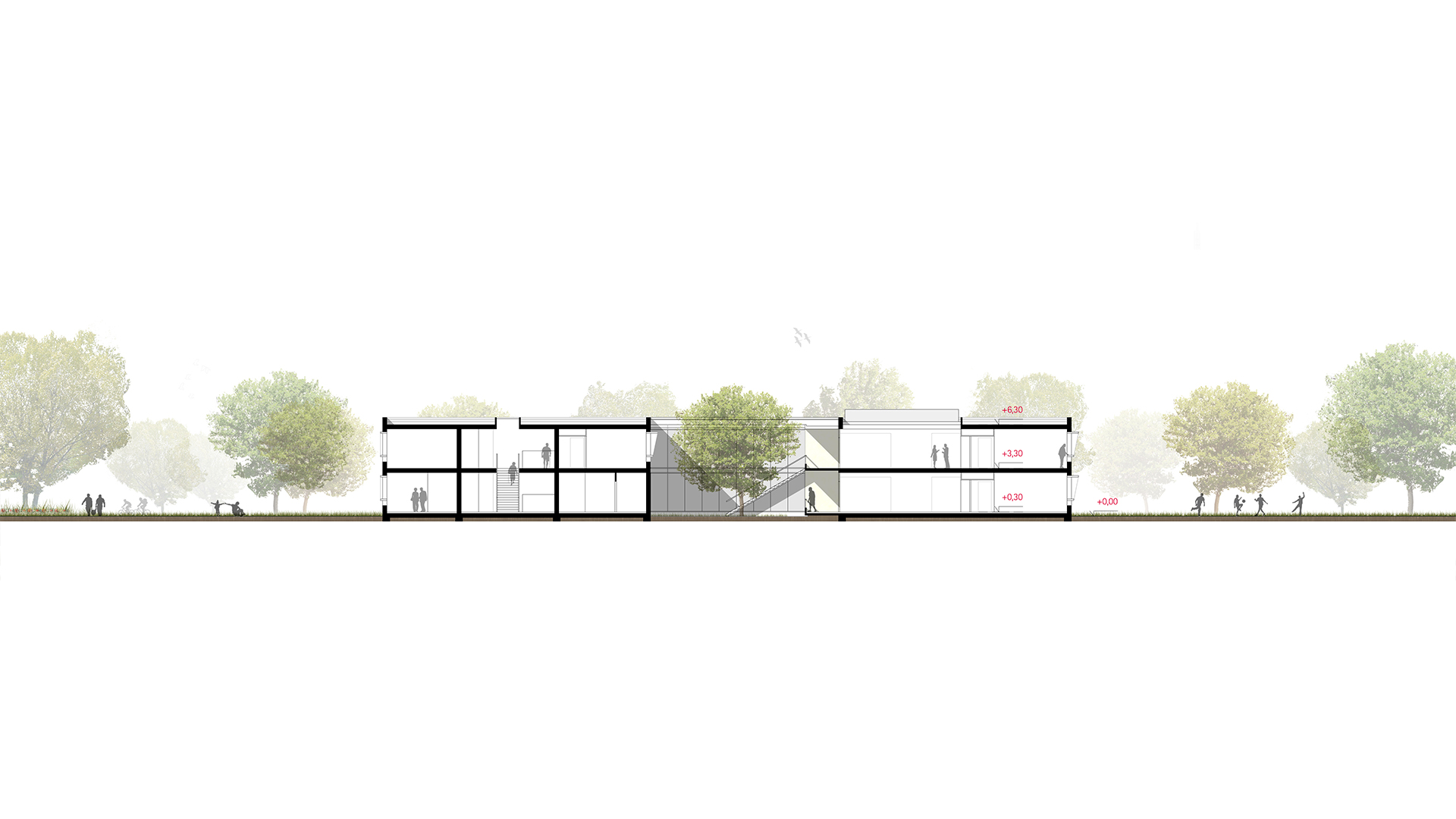 NEW ELDERLY HOUSE