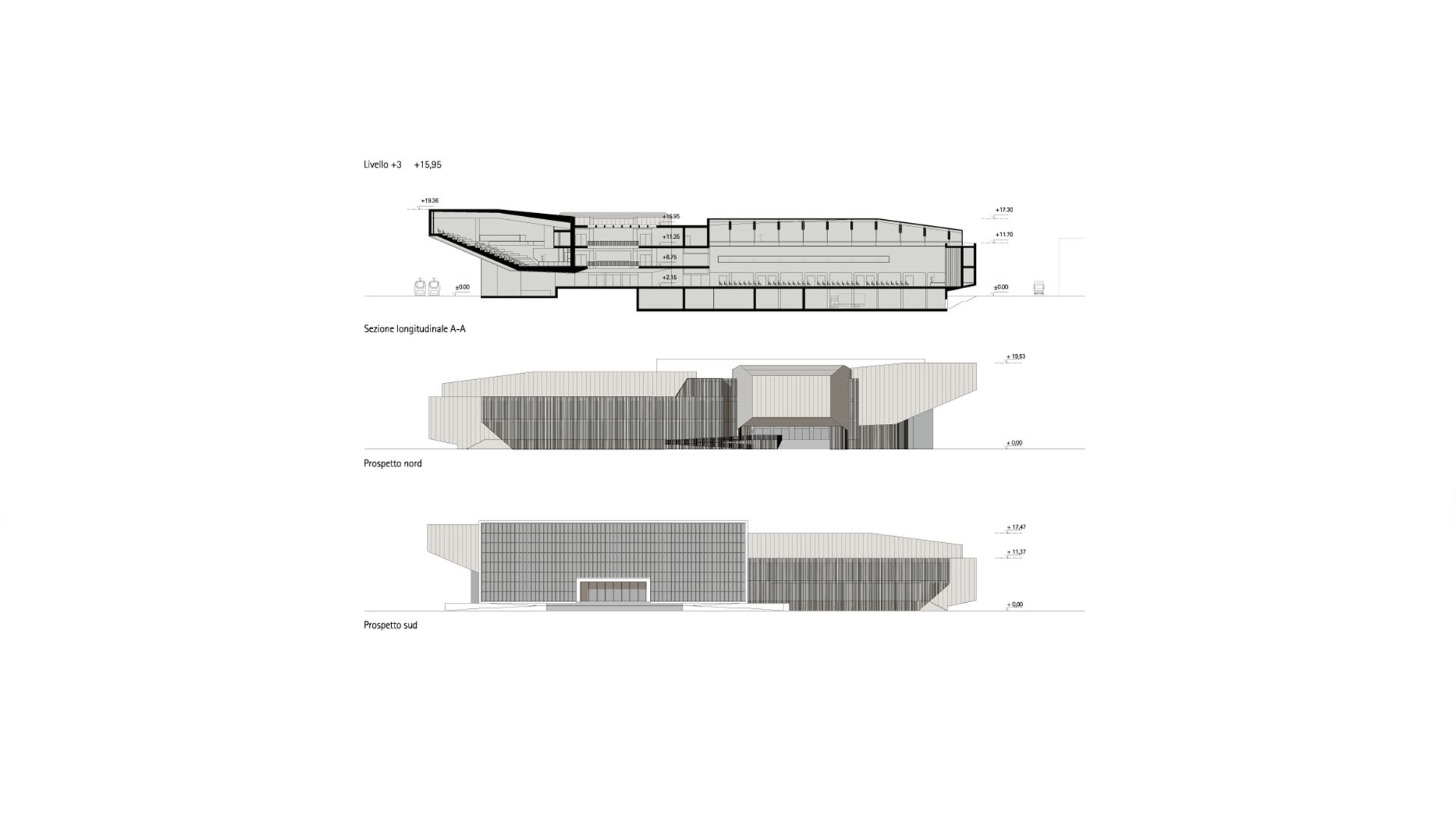 NEW CONFERENCE CENTER OF PADOVA
