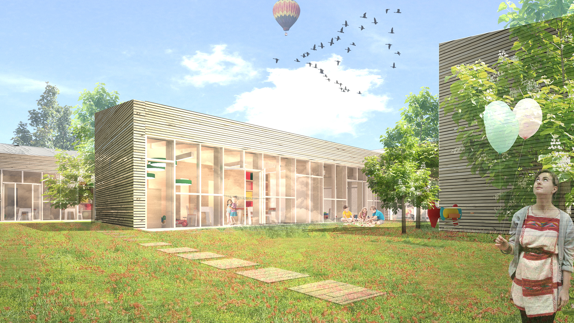 PRIMARY SCHOOL PANORAMICA