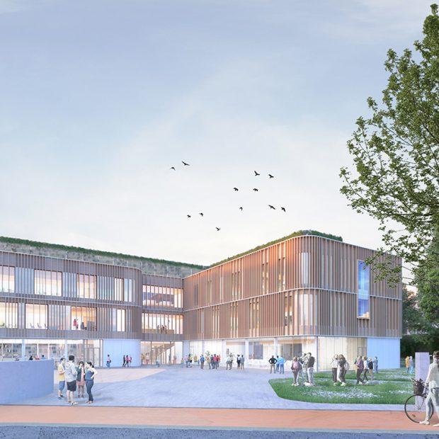 mijic architects Pizzigoni School in Milan