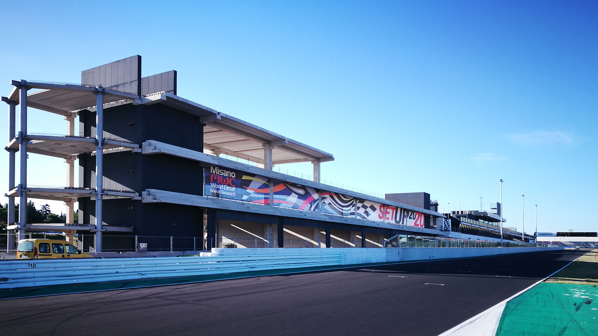 Misano World Circuit mijic architects